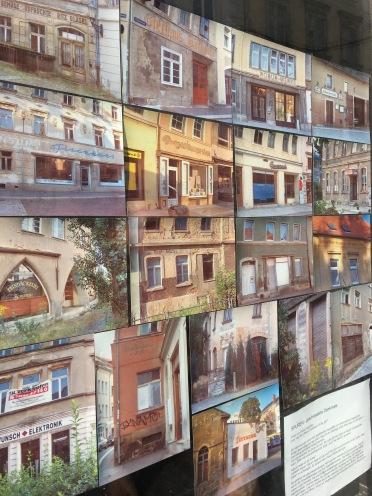 Zittau alte Fassaden