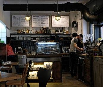 Kaffee-Budapest