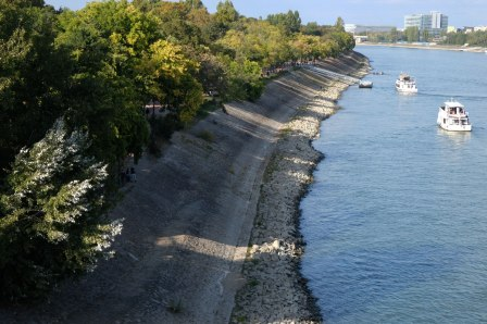 Margitsziget-Donau