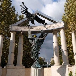 Nazibesatzungsdenkmal-Budapest